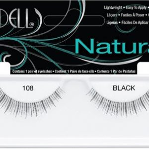 "ARDELL - Pestañas postizas ""NATURAL 108 BLACK"""