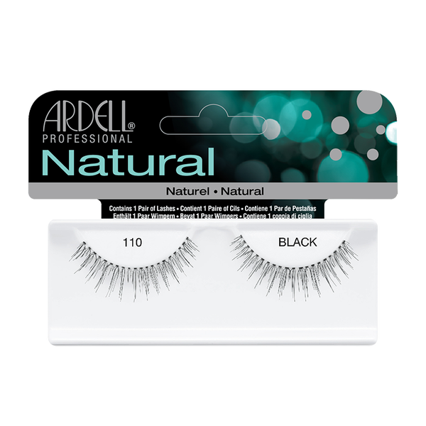 "ARDELL - Pestañas postizas ""NATURAL 110 BLACK"""