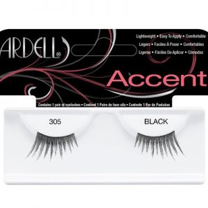 "ARDELL - Pestañas postizas ""ACCENT 305 BLACK"""