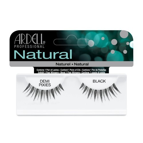 "ARDELL - Pestañas postizas ""NATURAL DEMI PIXIES BLACK"""
