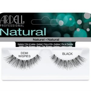 "ARDELL - Pestañas postizas ""NATURAL DEMI WISPIES BLACK"""
