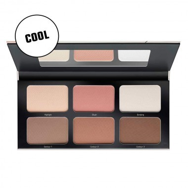 ARTDECO - Paleta CONTOURING COOL MOST WANTED