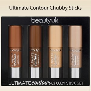 BEAUTY UK - Kit contorno CONTOUR CHUBBY STICK GIFT SET