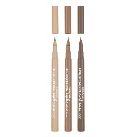 BEAUTY UK - Perfilador para cejas HD DEFINITION EYEBROWN LINER
