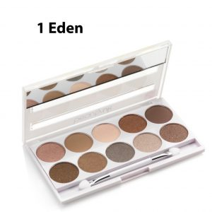 BEAUTY UK - Paleta de sombras Posh Palette