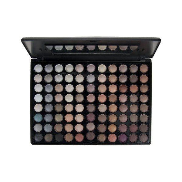 BLUSH PROFESSIONAL - Palette 88 colores de sombras para ojos Earth Tones
