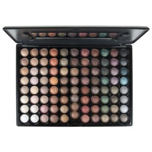BLUSH PROFESSIONAL - Palette 88 colores de sombras para ojos Hot Earth