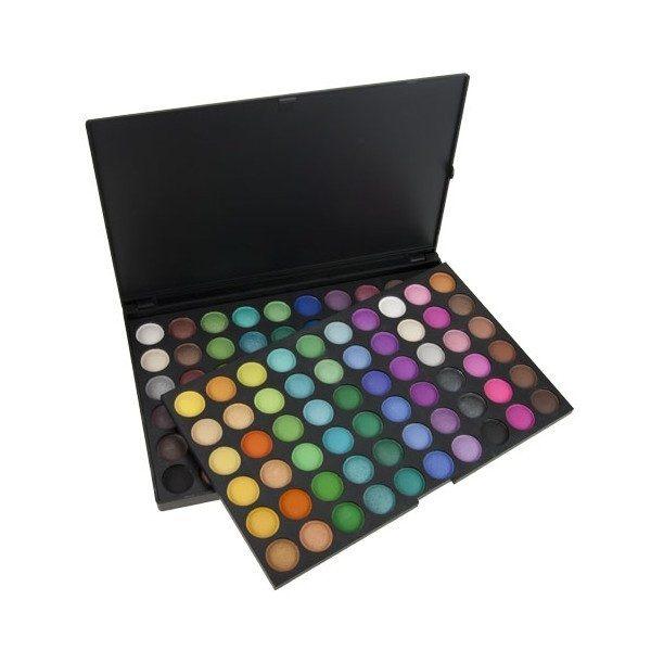 BLUSH PROFESSIONAL - Palette 120 colores de sombras para ojos