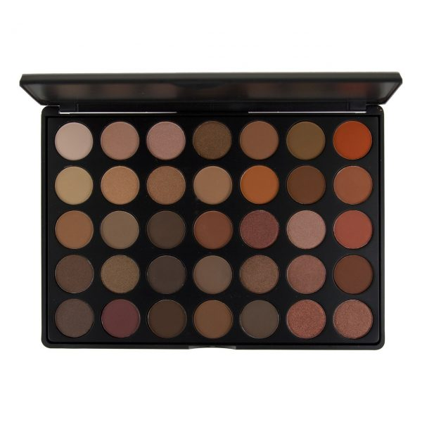 BLUSH PROFESSIONAL - Paleta 35 colores para sombras de ojos NATURAL GLOW