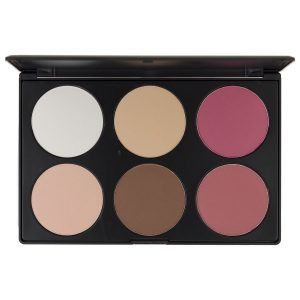 BLUSH PROFESSIONAL - Palette 6 colores para contorno y colorete