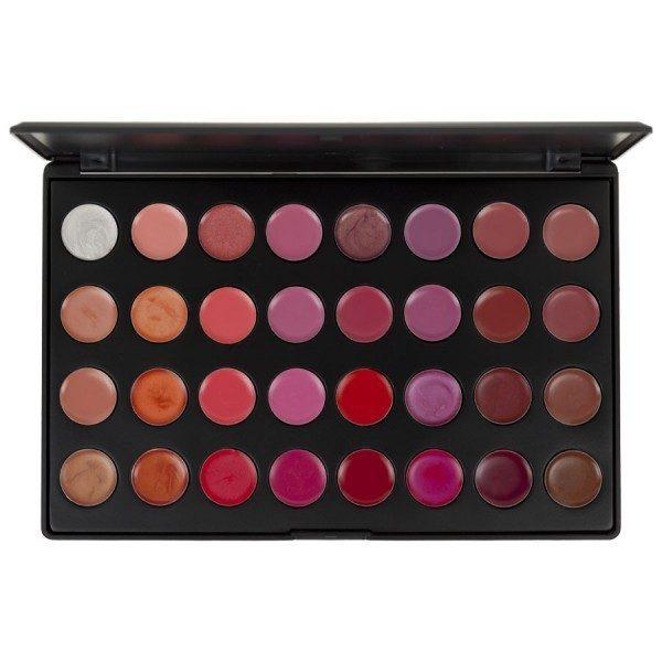 BLUSH PROFESSIONAL - Palette 32 colores de labios