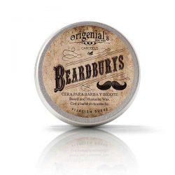 cera para el cuidado de barba y bigote