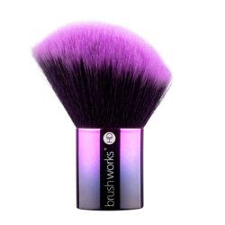 BRUSHWORKS - Brocha kabuki biselHD BLUSH KABUKI BRUSH