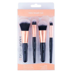Set de 4 brochas MINI BRUSH SET