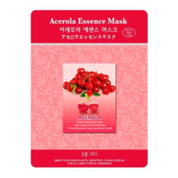 MJ CARE - Mascarilla de acerola