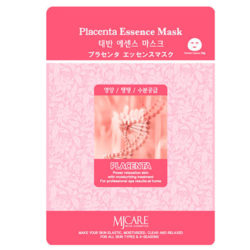 MJ CARE Mascarilla de placenta