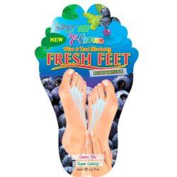 Loción para unos pies frescos