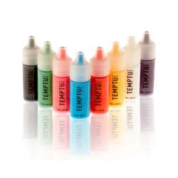 Maquillaje base silicona