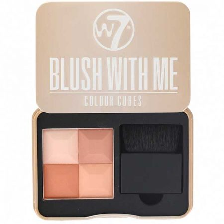 W7 - Colorete BLUSH WITH ME HONEYMOON